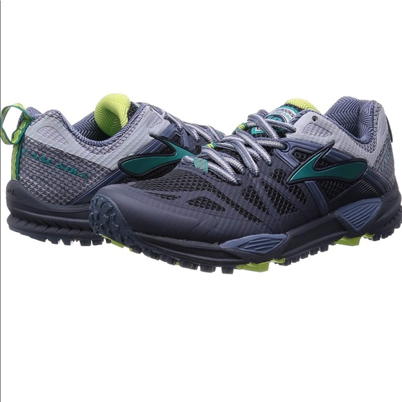 ba69f13859e Brooks Shoes - Brooks Cascadia 10 Running Shoe - size 8